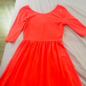 Bongo RED dress